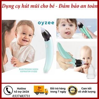 Máy hút mũi trẻ em - Máy hút mũi an toàn - máy hút mũi cho bé thumbnail