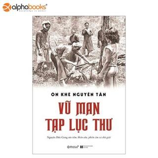 Sách Omega Plus - Vũ Man Tạp Lục Thư - 8935270701369 thumbnail
