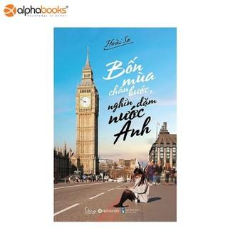 Sách Alphabooks - Bốn mùa chân bước - nghìn dặm nước Anh - 8935251407884 thumbnail