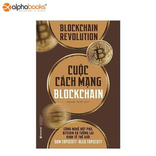 Sách Alphabooks - Cuộc Cách Mạng Blockchain - 8935251408591 thumbnail