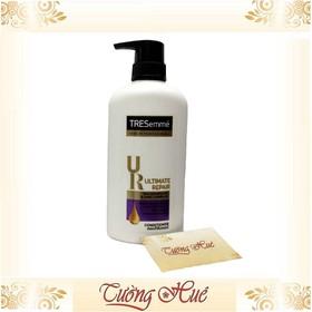 Dầu xả phục hồi, ngăn rụng tóc TRESemmé Thái Ultimate Repair Macadamia Oil & Ionic Complex Conditioner - 450ml - Tím - Xa-TRESemmeThai-URTim-450ml