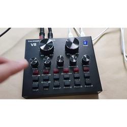 Sound Card V8 - Sound Card V8- âm thanh mạnh