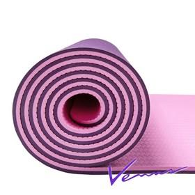 Thảm tập yoga 2 lớp TPE-Thảm yoga-Thảm yoy ga và Gym 2 lớp - VMYG1