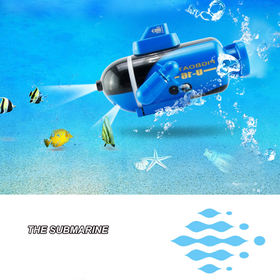 Tàu ngầm điều khiển từ xa không dây - Tàu ngầm