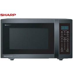 Lò vi sóng điện tử có nướng đối lưu Sharp 27 lít R-C727XVN-BST - C727XVN