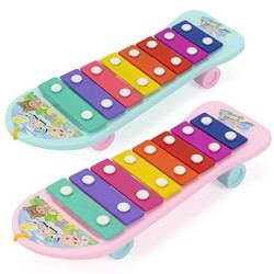Nhạc cụ đàn gõ tay cho bé ( hình ván trượt)