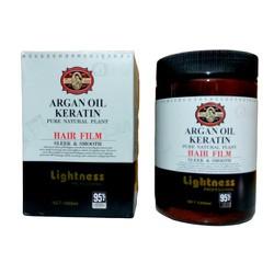 Kem Ủ Hấp Tóc Argan Oil Keratin Lightness 1000Ml