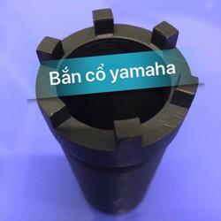 Sửa Xe Máy Khẩu Bắn Tán Cổ Yamaha 6 Chấu