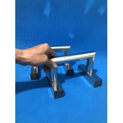 Thanh hít đất - chống đẩy INOX (Push Up Stand).