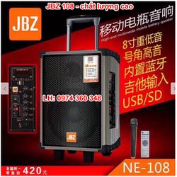 Loa kéo JBZ NE-108