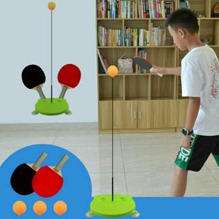 [ FREE SHIP ] COMBO 2 Bộ Bóng bàn tập phản xạ cho bé - tập được mọi nơi - Bộ bóng bàn thumbnail