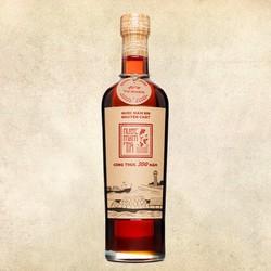 Nước Mắm Tĩn nhãn đỏ độ đạm 40N chai thủy tinh 500ml rin nguyên chất truyền thống sạch