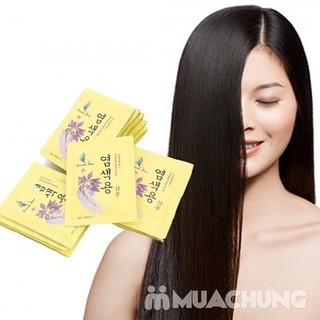 10. gói dầu gội nhân sâm nhuộm tóc đen Hàn quốc - nhuomtoc thumbnail