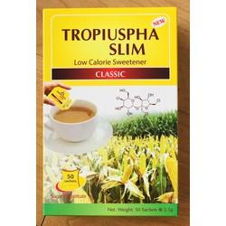 Đường Bắp Ăn Kiêng Tropiuspha Slim -Hộp 50 Gói *2,5gr