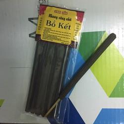 Nhang thơm BỒ KẾT 1 túi 6 cây trừ uế khí, hỗ trợ sát khuẩn môi trường Nhang sạch, cúng nhà mới