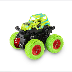 [CÓ VIDEO] Xe đồ chơi trẻ em địa hình nhào lộn Off Road cực chất nhiều màu sắc dành cho bé