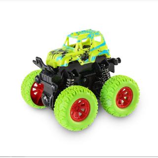 [CÓ VIDEO] Xe đồ chơi trẻ em địa hình nhào lộn Off Road cực chất nhiều màu sắc dành cho bé - XEUI thumbnail