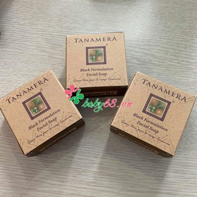 Xà bông nghệ đen rửa mặt TANAMERA - TANAMERA