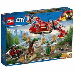 Bộ lắp ráp Máy Bay Cứu Hỏa Rừng - LEGO City 60217 (363 Chi Tiết)