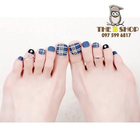 móng chân giả - móng chân giả - B234