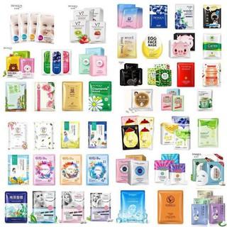 Combo 100 mặt nạ nội địa Trung - 100 mask nội địa Trung - 100 miếng mặt nạ - 1382 thumbnail
