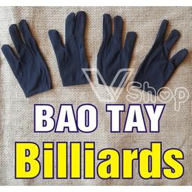 Bao tay, găng tay câu lạc bộ bi da, gói 20 cái - BAO BI