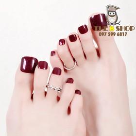 móng chân giả - móng chân giả - B239