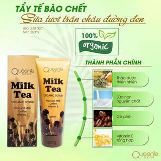 Tẩy Tế Bào Chết Sữa Tươi Trân Châu Đường Đen - TTBV thumbnail