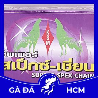 Mọc lông Thái - Ra lông chắc khỏe, nhanh - Vỉ 10 viên - kichlong thumbnail