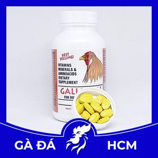 GALLOMIN - Thuốc bổ cho gà đá - 50 viên - gallomin50 thumbnail