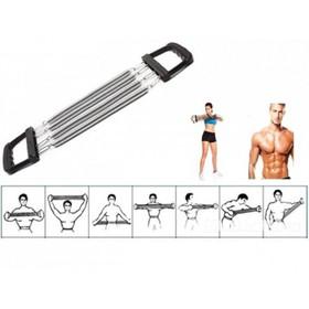 tay kéo lò xo tập tạ tăng cường cơ bắp - tay kéo lò xo