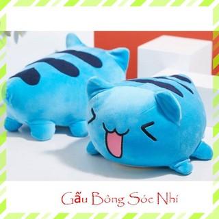 Gấu bông mèo capoo vải nhung cao cấp - Gấu bông mèo capoo xinh xắn thumbnail