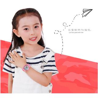 [MIỄN PHÍ GIAO HÀNG] Đồng hồ trẻ em đa chức năng kết hợp hiệu ứng đèn Lex 7 màu chính hãng Coobos - COOBOS 8