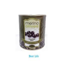 Quả Oliu đen tách hạt nhãn hiệu Merino - Tây Ban Nha