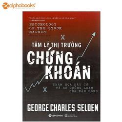 Sách Alphabooks - Tâm lý thị trường chứng khoán
