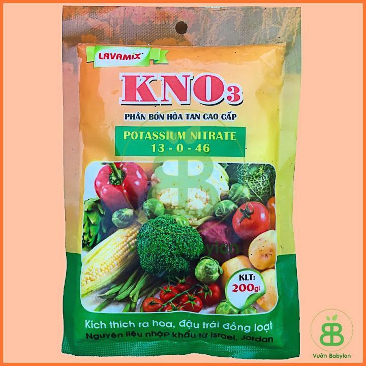 phân bón KNO3