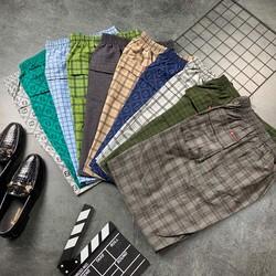 COMBO 5 quần shorts nam chất Kaki - màu ngẫu nhiên