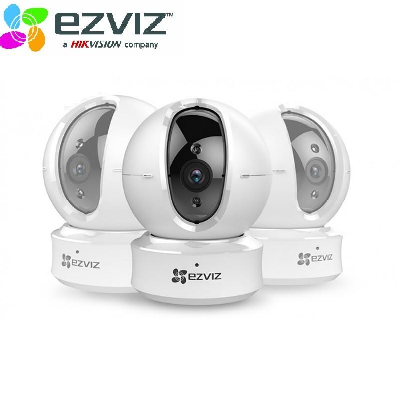 Camera IP Wifi Ezviz C6CN 720P (CS-CV246-B0-1C1WFR) – Hàng Chính Hãng