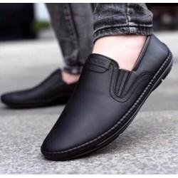 [VD3366][Miễn phí vận chuyển] Giày nam da bò chuẩn  , đế cao su  khâu chắc chắn  .Được kiểm tra hàng