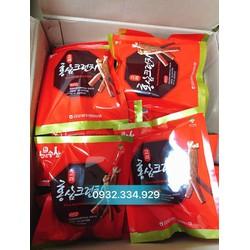 Bánh của người sành ăn - bánh hồng sâm nội địa Hàn Quốc