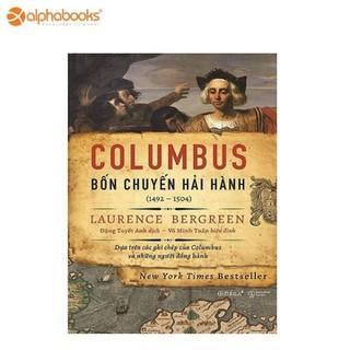 Sách Alphabooks - Columbus Bốn chuyến hải hành - 8935270701185 thumbnail