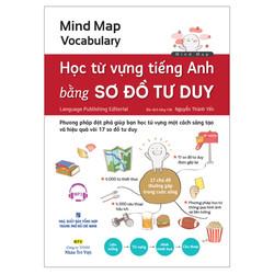 Mind Map Vocabulary - Học Từ Vựng Tiếng Anh Bằng Sơ Đồ Tư Duy (Kèm 1 Đĩa MP3) - 5413745