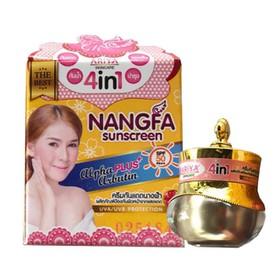 Kem chống nắng và dưỡng da Nangfa Suncreen thái lan SPF 50 - [Siêu Sale 20k Vận chuyển]