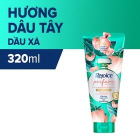 Dầu Xả Rejoice Hương Dâu Tây 320ml - 4902430925143