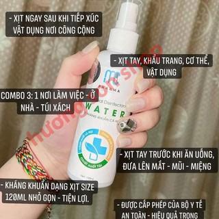xịt kháng khuẩn water - 002 thumbnail