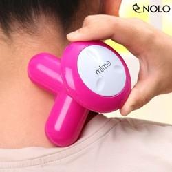 (tặng kèm Pin)Máy massage Mini cầm tay giúp thư giãn giảm mệt mỏi