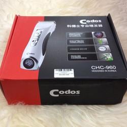 Tông đơ Codos cắt tóc chuyên nghiệp CHC-960