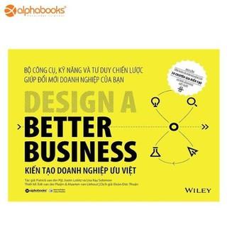 Sách Alphabooks - Kiến tạo doanh nghiệp ưu việt - 8935251404234 thumbnail