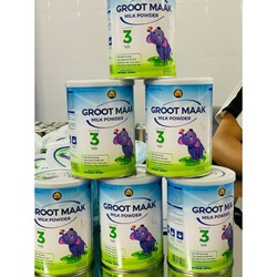 Sữa Y Tế Groot Maak 400g - Phát Triển Trí Não, Tim Mạch - Tăng Cường Miễn Dịch- Nguyên Liệu Nhập Khẩu New Zealand, Ustralia- Trẻ Từ 3 Tuổi