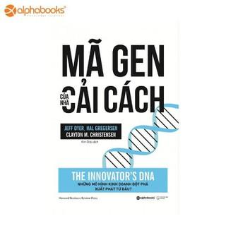 Sách Alphabooks - Mã gen của nhà cải cách - 8935251411669 thumbnail